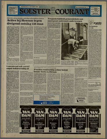 Soester Courant 1984-10-31