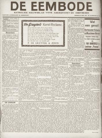 De Eembode 1919-12-16