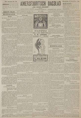 Amersfoortsch Dagblad / De Eemlander 1926-11-10