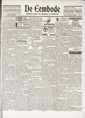 De Eembode 1934-07-20