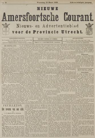 Nieuwe Amersfoortsche Courant 1899-03-29