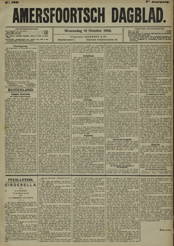 Amersfoortsch Dagblad 1908-10-14