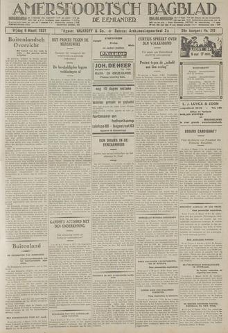 Amersfoortsch Dagblad / De Eemlander 1931-03-06