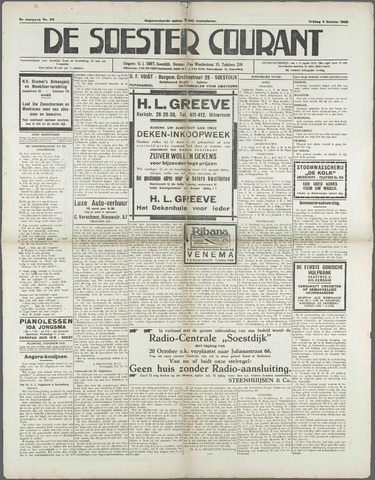 Soester Courant 1929-10-04