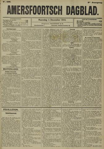Amersfoortsch Dagblad 1904-12-05