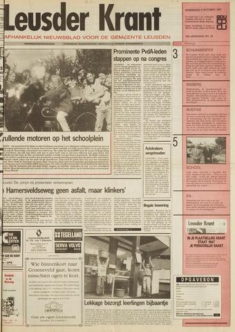 Leusder Krant 1991-10-09