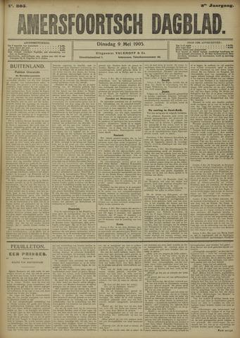 Amersfoortsch Dagblad 1905-05-09