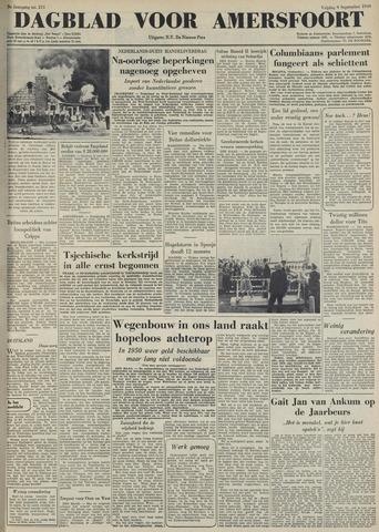 Dagblad voor Amersfoort 1949-09-09