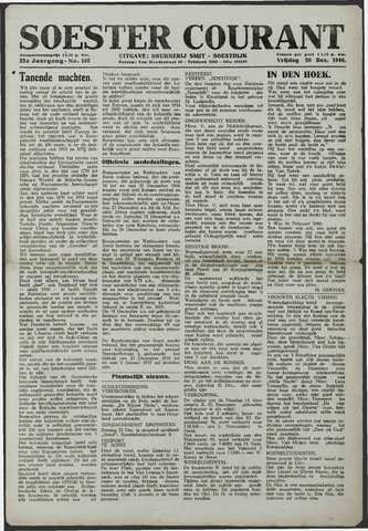 Soester Courant 1946-12-20