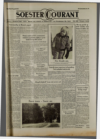 Soester Courant 1971-04-27