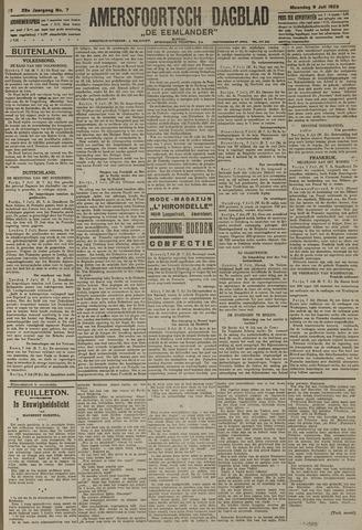 Amersfoortsch Dagblad / De Eemlander 1923-07-09