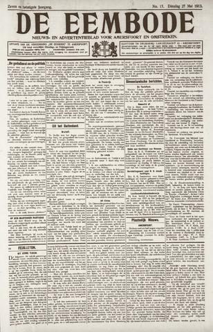 De Eembode 1913-05-27