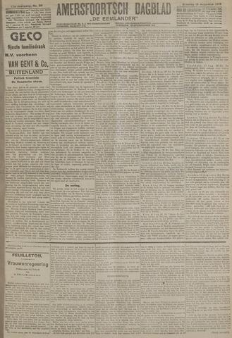 Amersfoortsch Dagblad / De Eemlander 1918-08-13