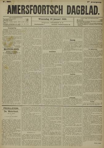 Amersfoortsch Dagblad 1909-01-20