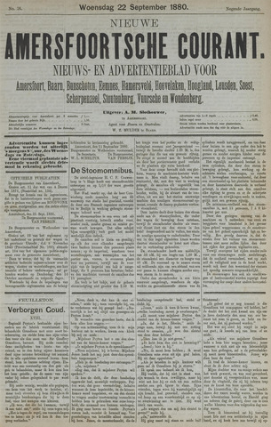 Nieuwe Amersfoortsche Courant 1880-09-22