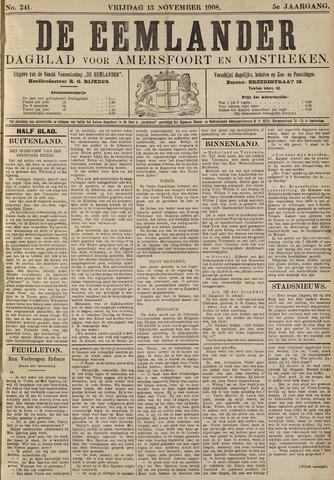 De Eemlander 1908-11-13