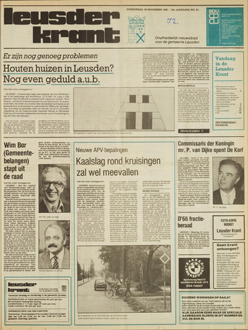 Leusder Krant 1981-11-19