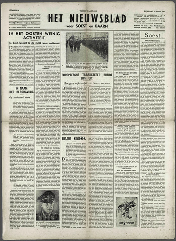 Soester Courant 1943-04-10