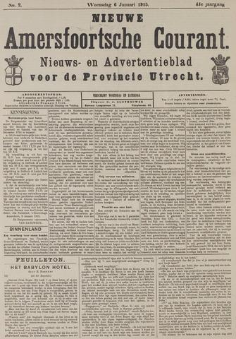 Nieuwe Amersfoortsche Courant 1915-01-06