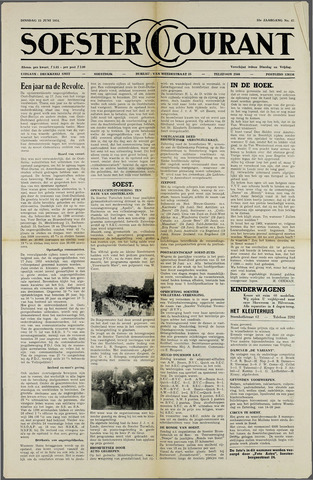 Soester Courant 1954-06-15