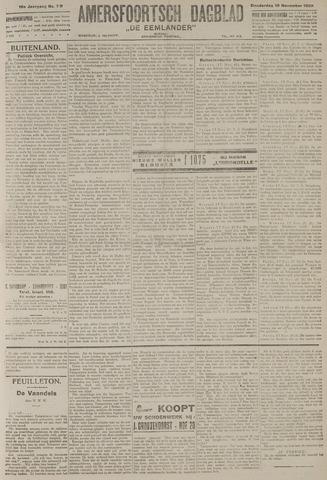 Amersfoortsch Dagblad / De Eemlander 1920-11-18