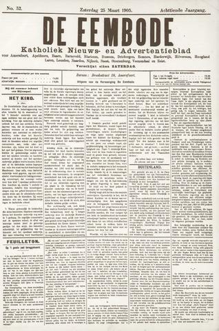 De Eembode 1905-03-25