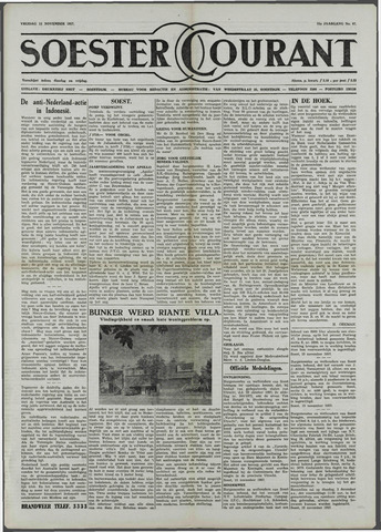 Soester Courant 1957-11-15
