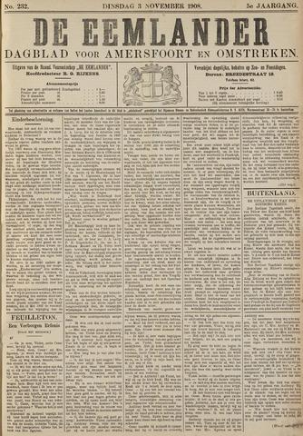 De Eemlander 1908-11-03
