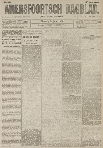 Amersfoortsch Dagblad / De Eemlander 1913-06-24