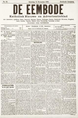 De Eembode 1899-11-11