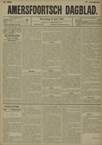 Amersfoortsch Dagblad 1909-06-16