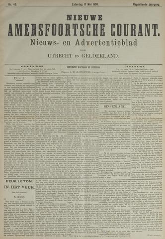 Nieuwe Amersfoortsche Courant 1890-05-17