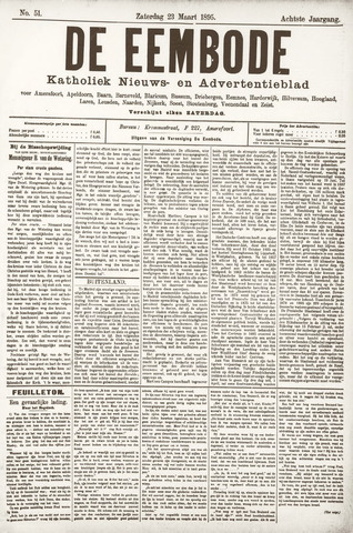De Eembode 1895-03-23