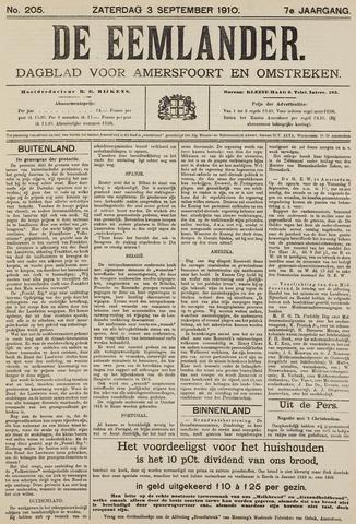De Eemlander 1910-09-03