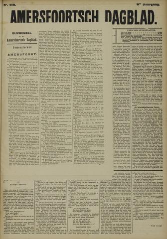 Amersfoortsch Dagblad 1909-10-19