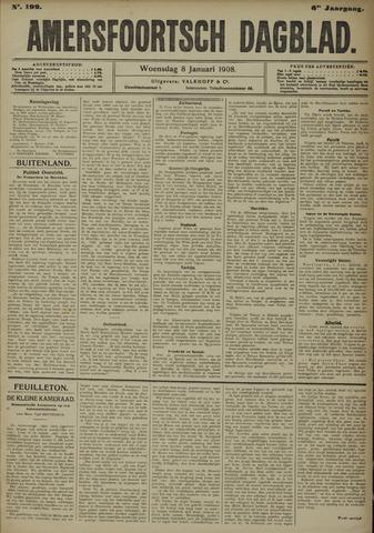Amersfoortsch Dagblad 1908-01-08