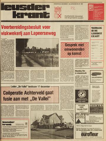 Leusder Krant 1980-12-04