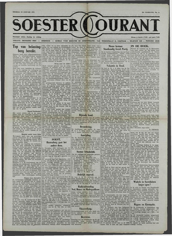 Soester Courant 1958-01-28