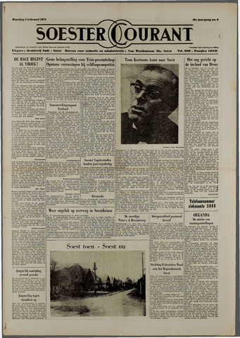 Soester Courant 1971-02-02