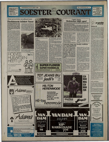 Soester Courant 1986-10-22