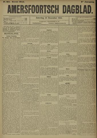 Amersfoortsch Dagblad 1910-12-24