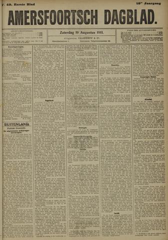 Amersfoortsch Dagblad 1911-08-19