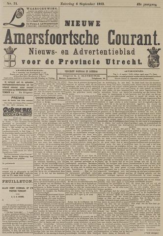 Nieuwe Amersfoortsche Courant 1913-09-06