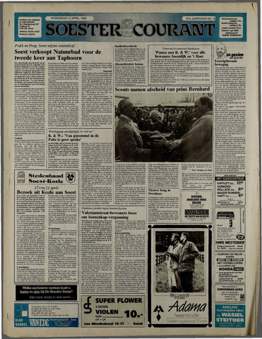 Soester Courant 1989-04-12