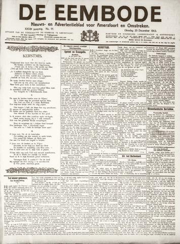 De Eembode 1913-12-23