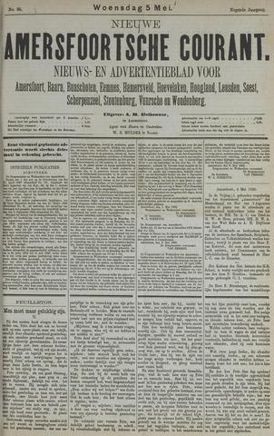 Nieuwe Amersfoortsche Courant 1880-05-05
