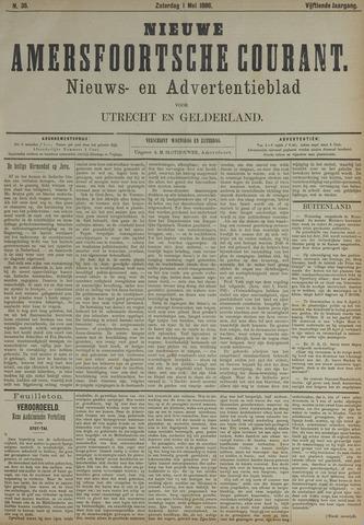Nieuwe Amersfoortsche Courant 1886-05-01