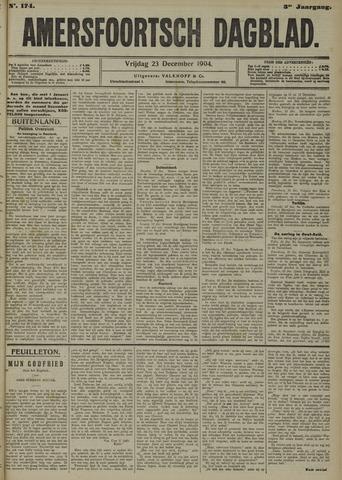 Amersfoortsch Dagblad 1904-12-23