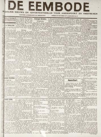 De Eembode 1918-10-29