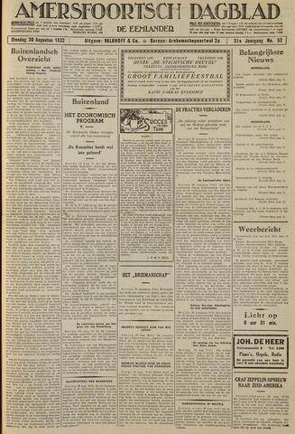Amersfoortsch Dagblad / De Eemlander 1932-08-30